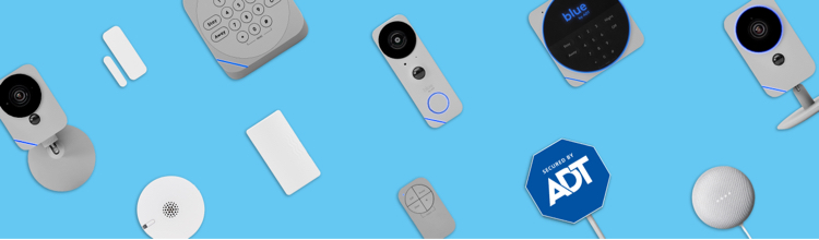 ADT's most advanced home security cameras