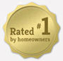 Rated 1 With Home Owners